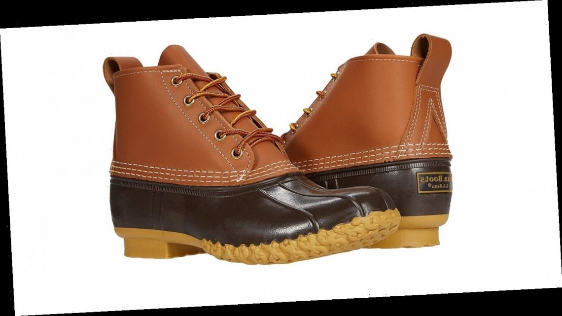 Don't Miss Out! These Iconic L.L.Bean Boots Rarely Ever Go on Sale