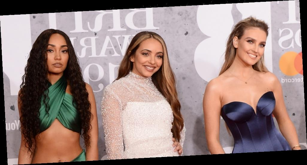Little Mix Scores UK No. 1 With 'Sweet Melody'