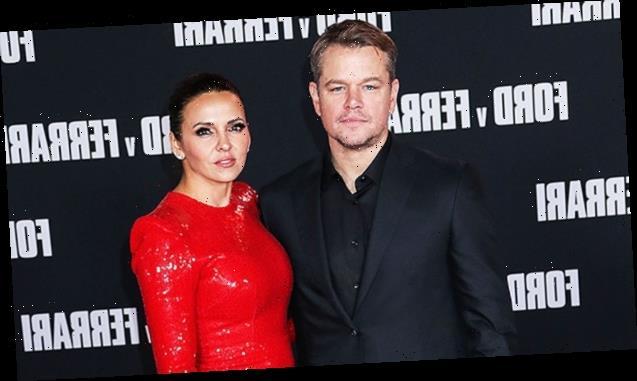 Matt Damon, 50, Wife & Adorable Daughters Meet Chris Hemsworth's Family For Playdate — See Pics