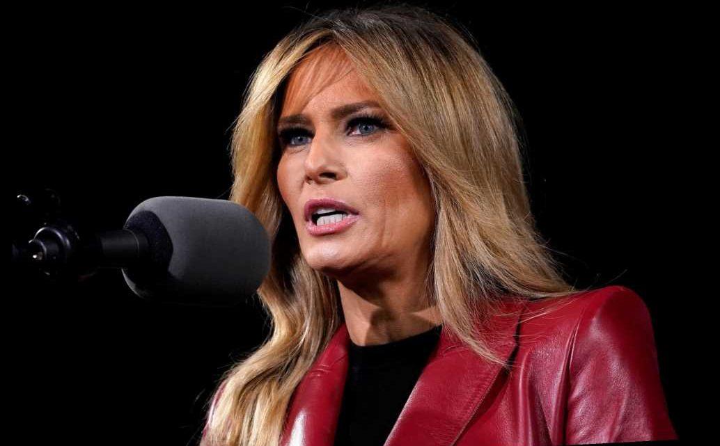 Melania Trump condemns violence at DC riots, offers condolences for victims