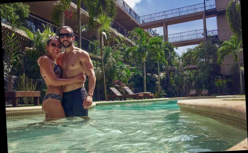 Couple moves to Mexico to shack up— after only meeting on Zoom