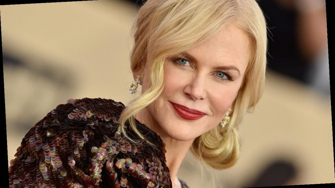 Nicole Kidman 'in talks' to play Hollywood icon Lucille Ball