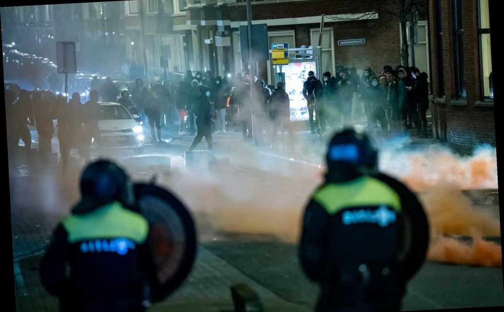 Netherlands on brink of 'civil war' as rioters strike again over COVID-19 curfew