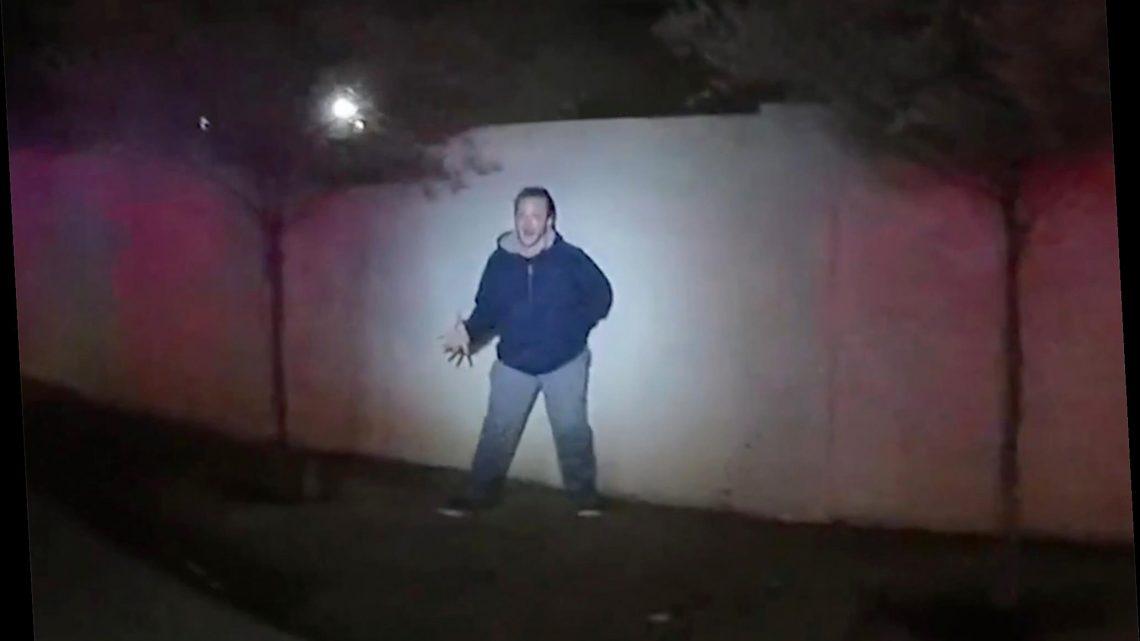 Phoenix cops fatally shoot man during intense standoff, video shows