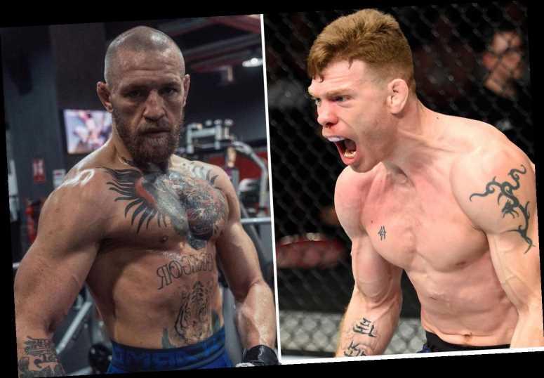 UFC commentator Paul Felder laughs at Conor McGregor's 'ginger German' taunt ahead of Notorious' UFC 257 return