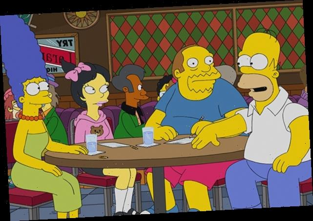 The Simpsons to Explore 'Awesome Origin Story' of… Comic Book Guy?