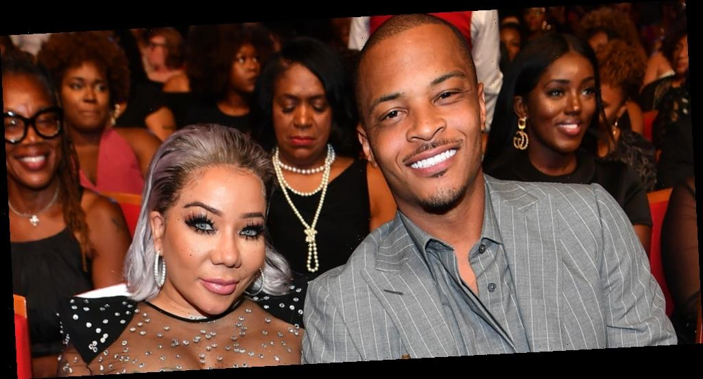 T.I. & Wife Tiny Deny Sexual Abuse Allegations