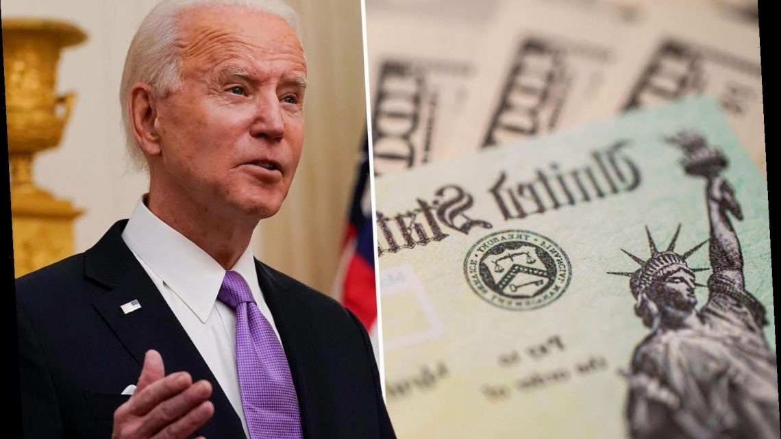 Biden to sign executive order today to speed up $1,400 stimulus checks and expand food stamps