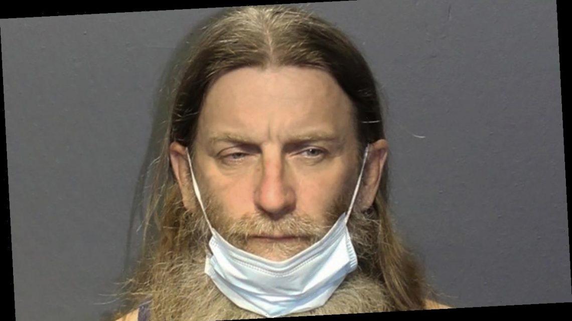 Virginia man wearing 'Camp Auschwitz' sweatshirt during Capitol riot arrested
