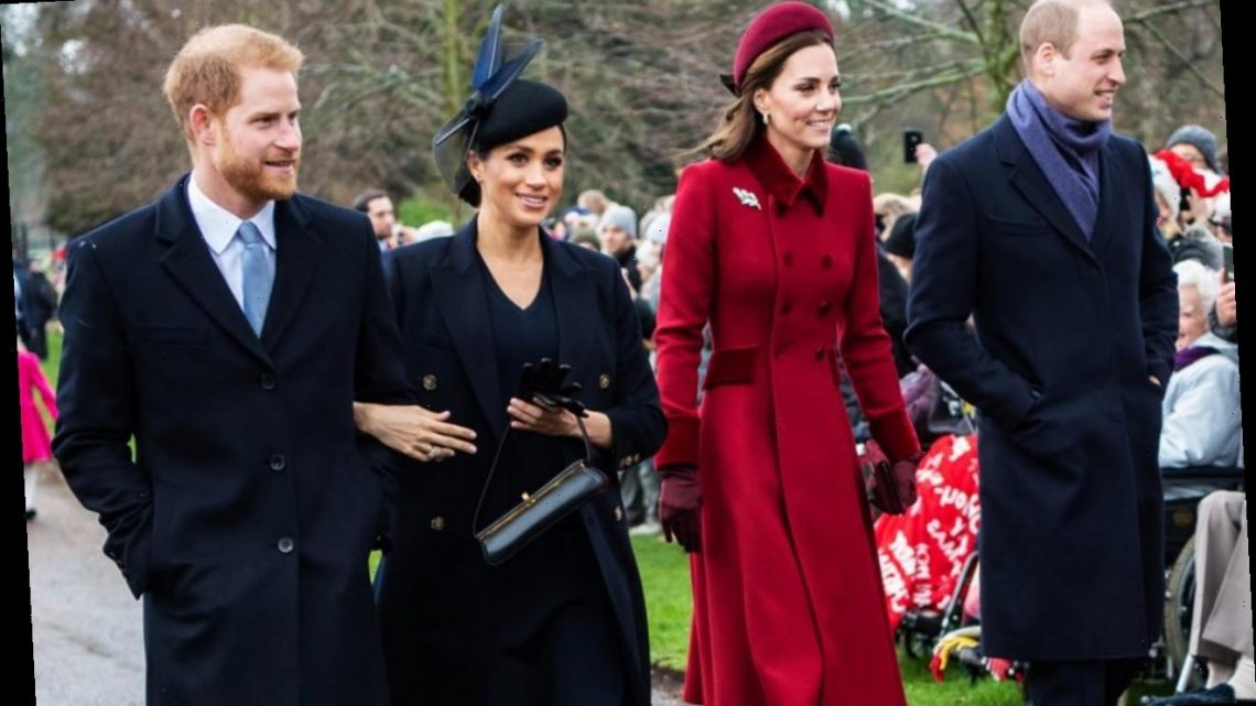 Prince William and Kate Middleton May Come to U.S. to Visit Harry and Meghan Markle This Year