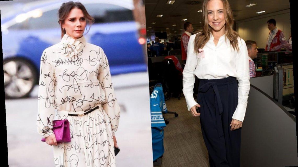 Mel C Believes Victoria Beckham Is Coming Around to Rejoining Spice Girls