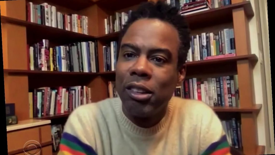 Chris Rock Points Out Differences Between Capitol Riot and BLM Protests