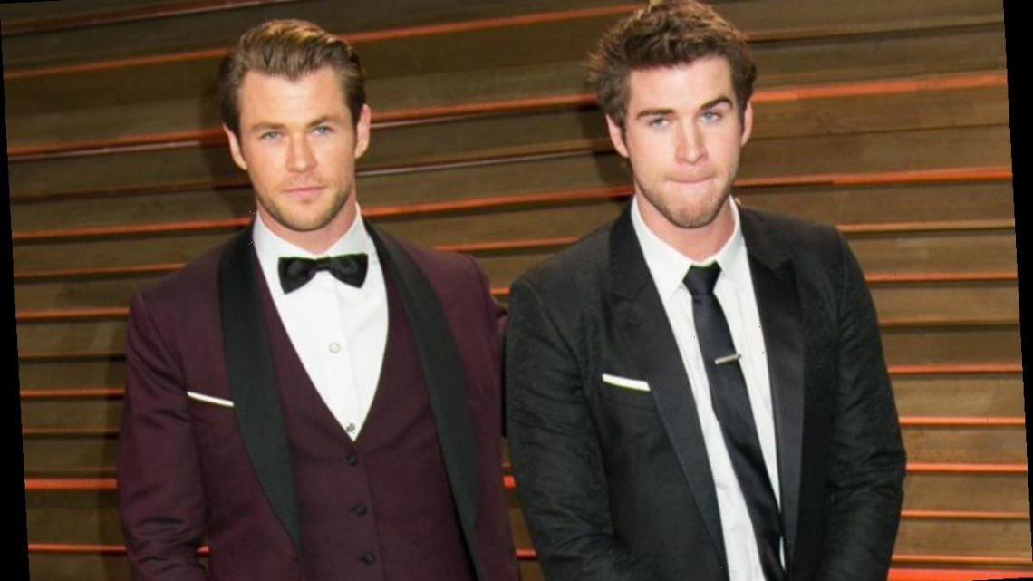 Chris Hemsworth Celebrates Liam Hemsworth's 31st Birthday With Childhood Picture