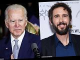 Josh Groban Overjoyed by Participation at 'Indoguration' Honoring Joe Biden's Dog