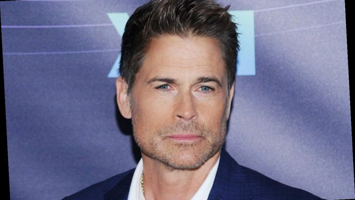Rob Lowe Shares How His Determination Helps Him to Stay Sober