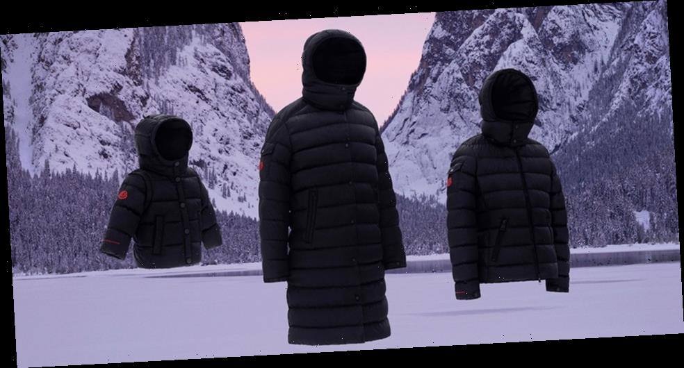 "Moncler Launches Sustainable ""Born to Protect"" Outerwear"