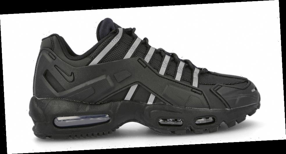 Nike's Blacked-Out Air Max 95 NDSTRKT Isn't Messing Around