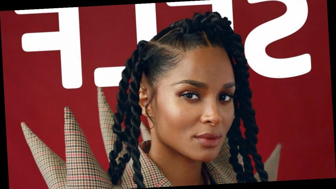 Ciara Offers Up Relationship Advice for Couples Quarantining Together