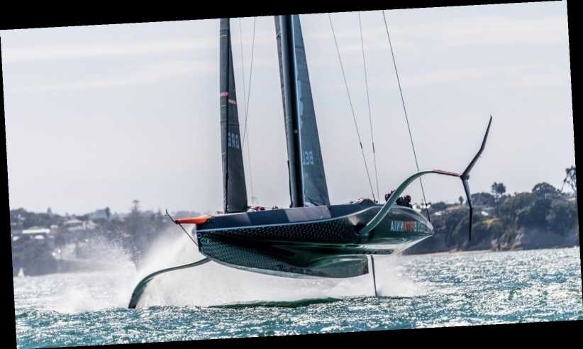 36th America's Cup: Stevie Morrison talks development, favourites and the PRADA Cup