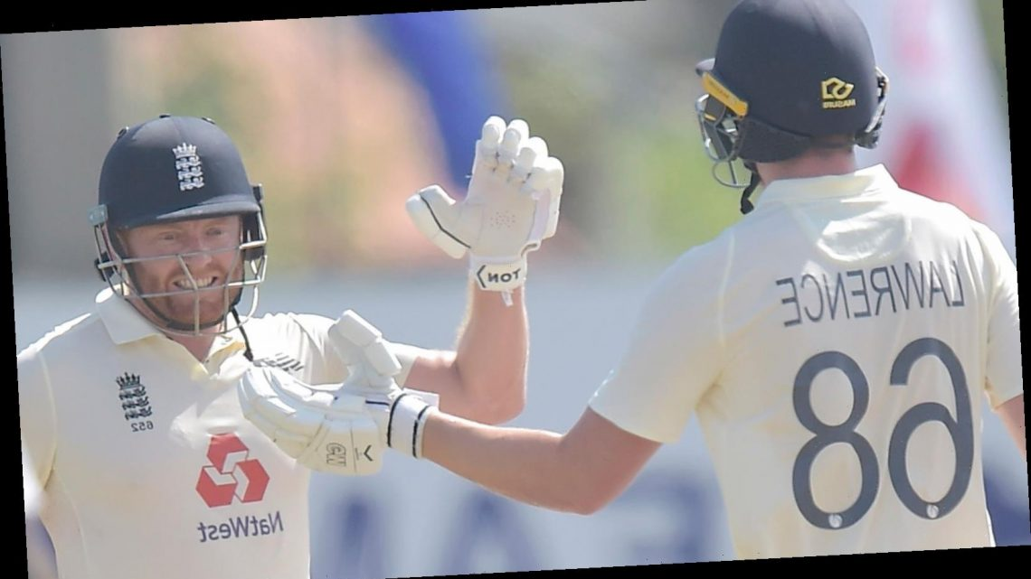 After Jonny Bairstow, Dan Lawrence impress in Sri Lanka win, what is England's best batting line-up?