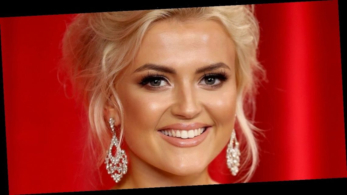 Lucy Fallon shows off make-up drawers of dreams – and here's exactly what features in them