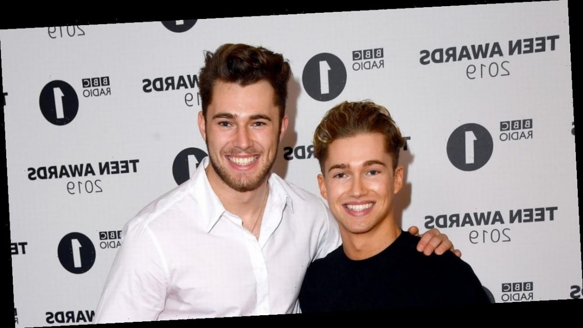 AJ and Curtis Pritchard set to 'join Hollyoaks' as brothers make acting debut