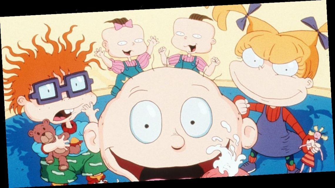 Nickelodeon confirms Rugrats revival with original voice cast to make a return