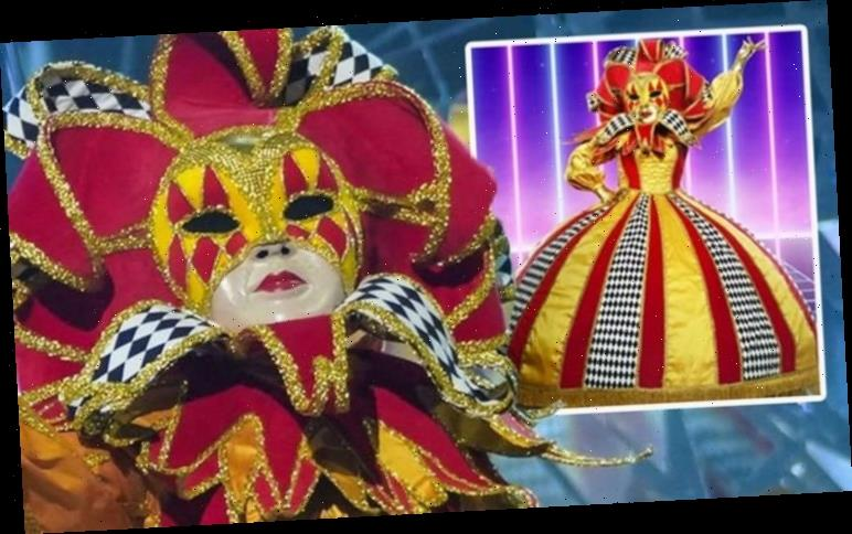 The Masked Singer: Harlequin's identity 'sealed' with eye patch clue viewers missed