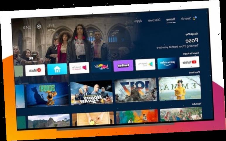 Sony, Philips, TCL and TVs enjoy a dramatic redesign from Google, but UK users face a wait