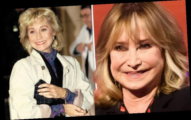 Felicity Kendal, 74, flaunts youthful looks in rare TV appearance on Graham Norton Show