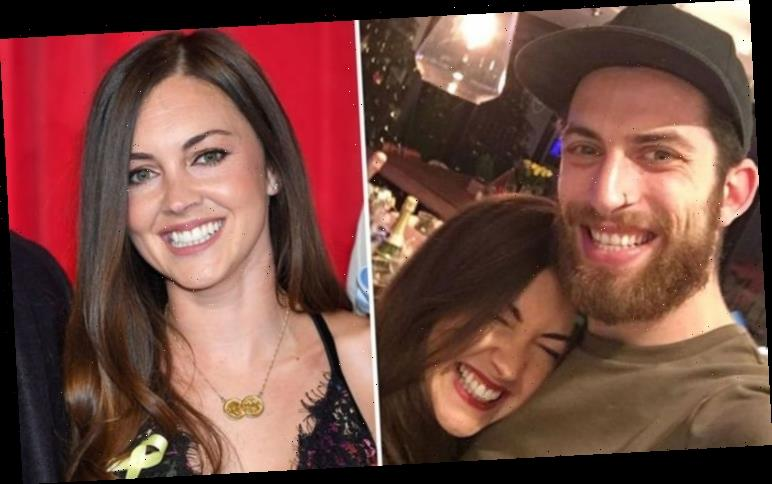 EastEnders' Lacey Turner gives birth to 'miracle' second baby with husband Matt