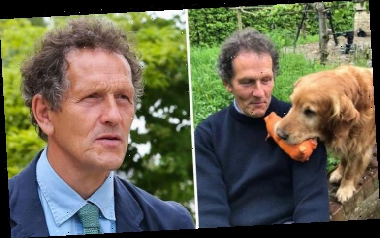 Monty Don: Gardeners' World host bewildered over tribute to late dog Nigel 'It's so cheap'