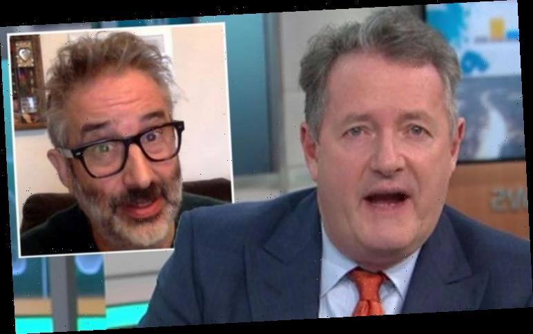 'Must be held accountable' Piers Morgan's fury as David Baddiel addresses online abuse