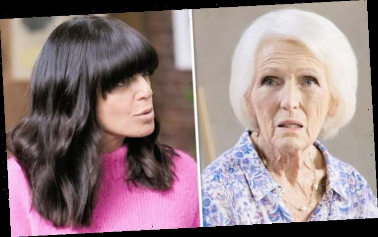 Mary Berry 'often had rows' with TV star Claudia Winkleman 'about celeriac'