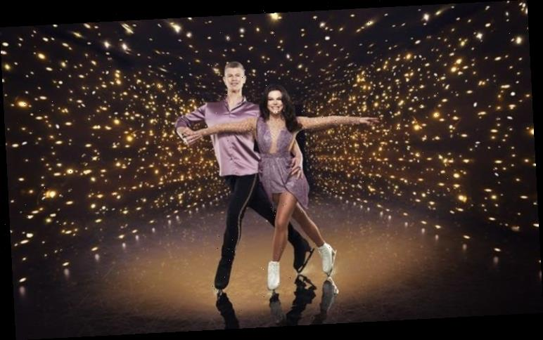 Dancing on Ice: Faye Brookes partner Hamish Gaman QUITS series after injury