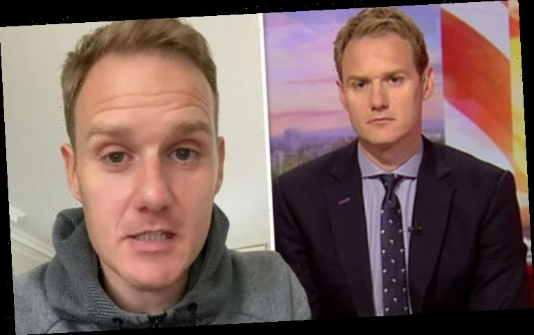 Dan Walker: BBC Breakfast host 'caught off guard' after coming to aid of an alcoholic