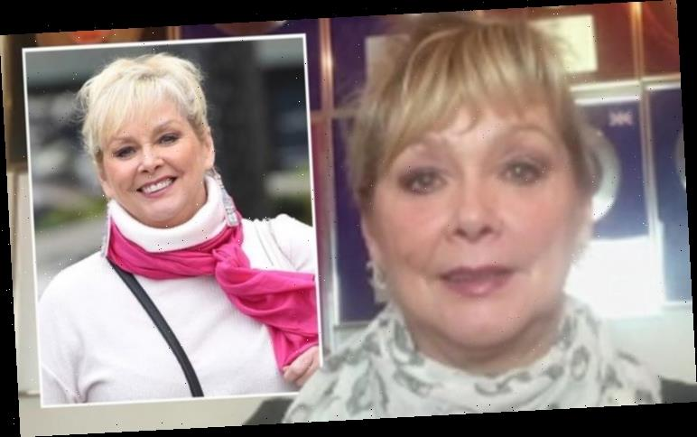 Cheryl Baker used real name to land work as she opens up on money woes 'We're struggling'
