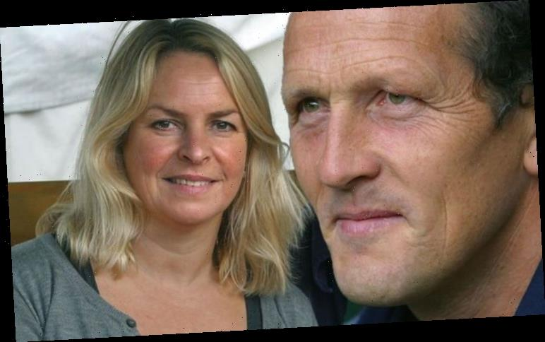 'Took a divorce to sort it' How Monty Don had to fight for wife Sarah 'She was the one'