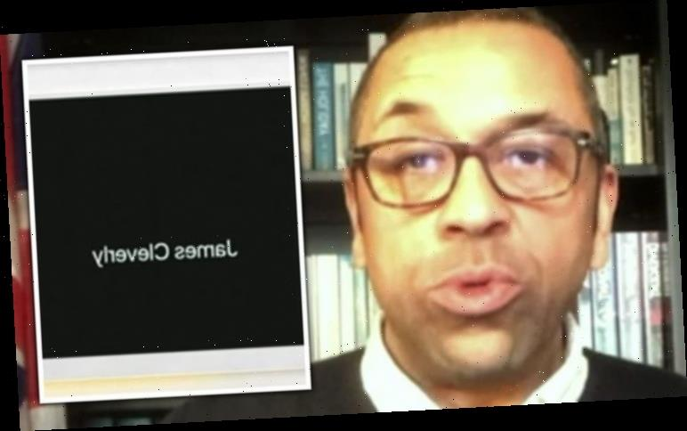 GMB thrown into chaos as James Cleverly interview cuts off 'Don't go!'