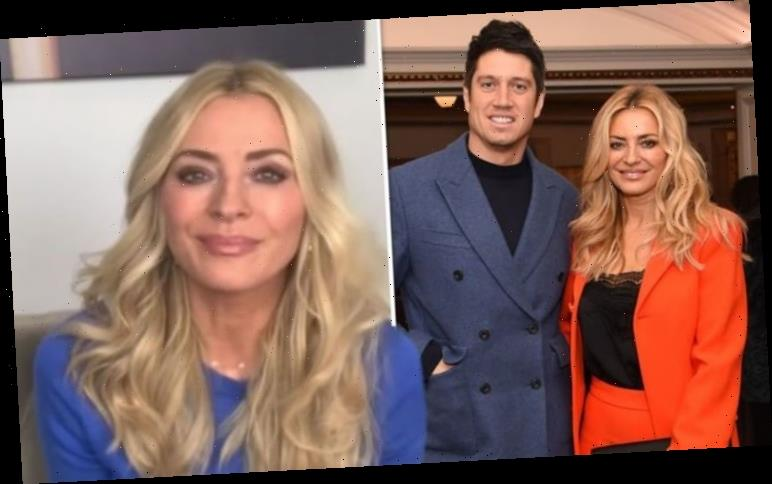 Tess Daly admits she took Vernon Kay's 'compassionate' side for granted before I'm A Celeb