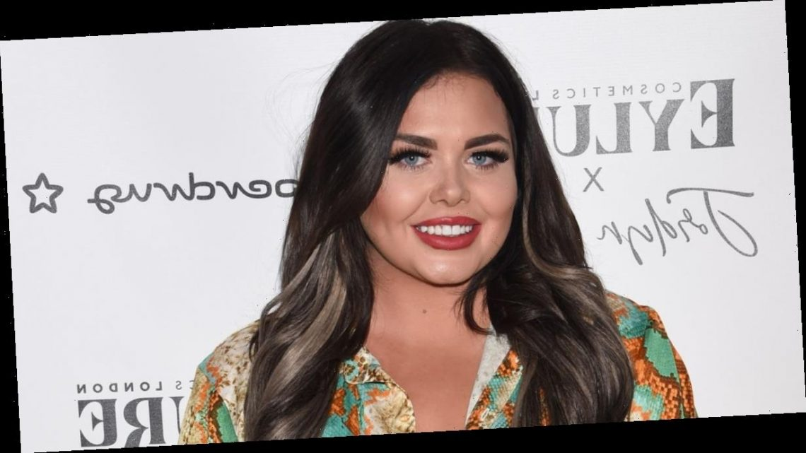 Gogglebox's Scarlett Moffatt unrecognisable as young dancer in throwback snap