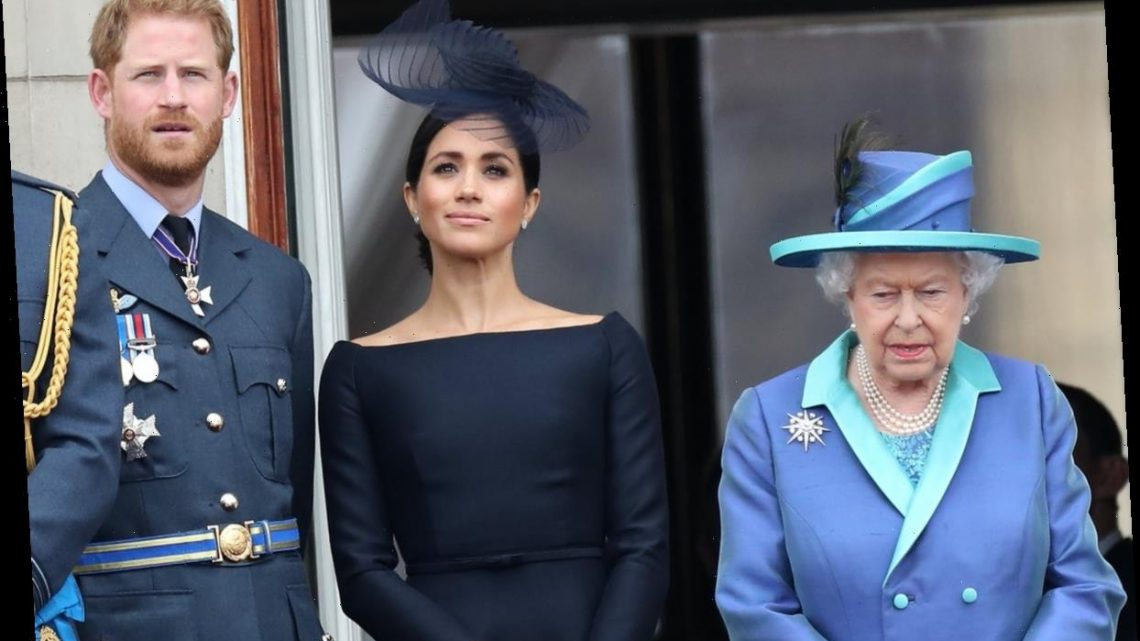 Here's How The Royals Reportedly Feel About Meghan & Harry's Oprah Interview