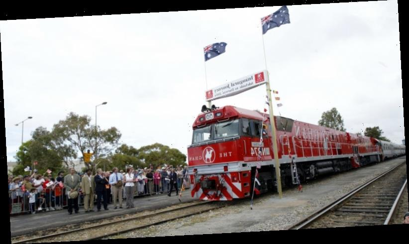 From the Archives, 2004: After 74 years the Ghan reaches Darwin