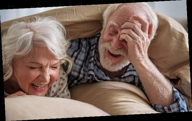 Great sex is secret to warding off mental decline for older couples