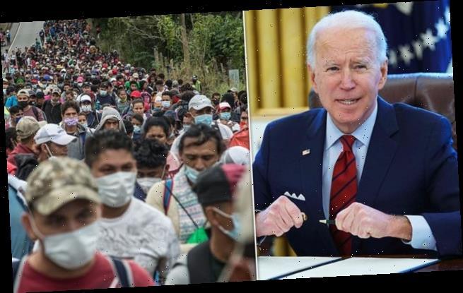 Joe Biden to streamline naturalization of NINE MILLION migrants in US