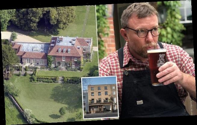 Multi millionaire Guy Ritchie is slammed for using furlough scheme