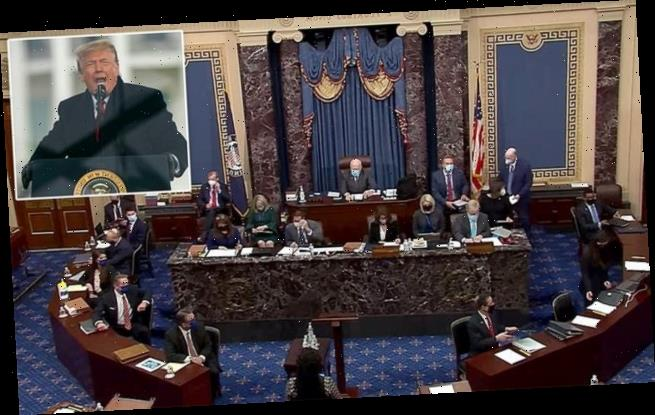 BREAKING NEWS: Donald Trump's second impeachment trial begins