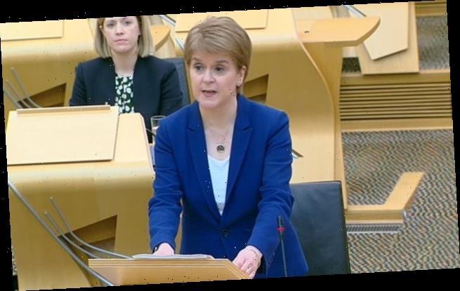 Nicola Sturgeon confirms that Scottish schools will reopen on MONDAY