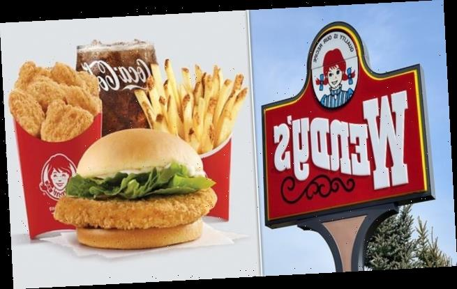 Wendy's is opening its first branch in the UK in 21 years