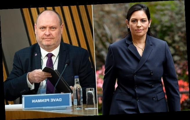 Union challenges PM decision to stand by Priti Patel in 'bullying' row